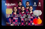 楽天カード FCバルセロナ メッシ