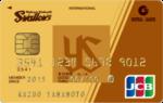 JCBカード 東京ヤクルトスワローズカード ゴールドカード